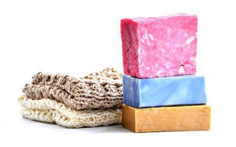 Festes Shampoo, Haarseife, plastikfrei