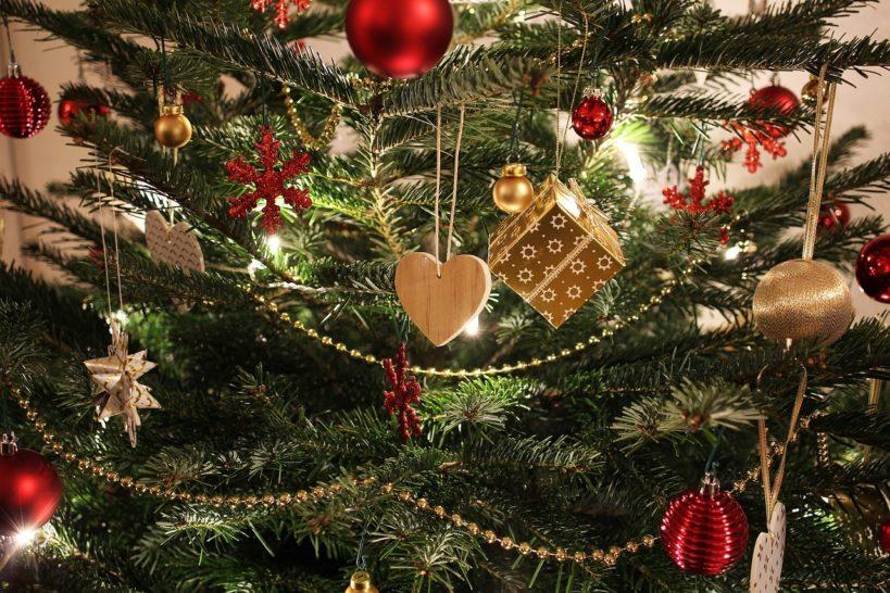 Weihnachtsbaum plastikfrei