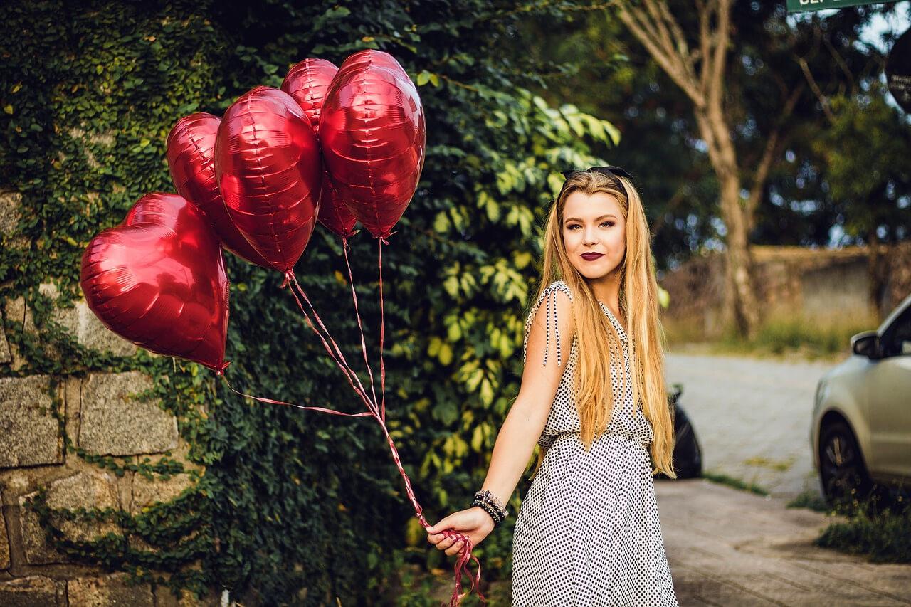 Luftballons biologisch abbaubar, nachhaltig