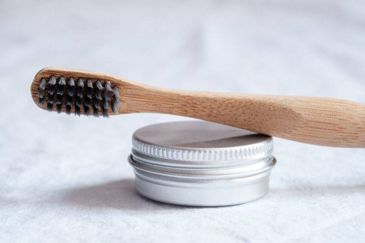Zahnbürsten ohne Plastik