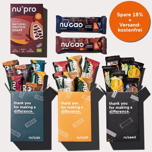 The Nu Company Probierpaket